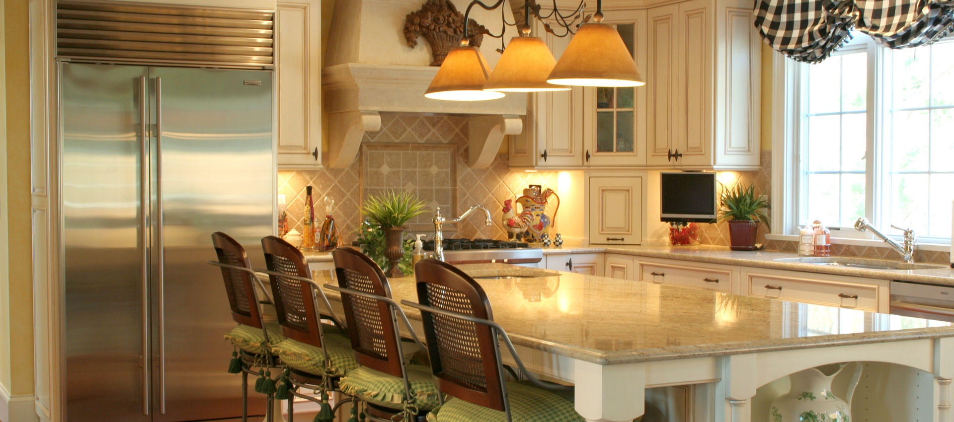 Kitchen Remodeling Projects from E.A. McNulty and Mack Construction